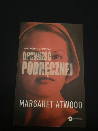 Opowieść podręcznej. Margaret Atwood