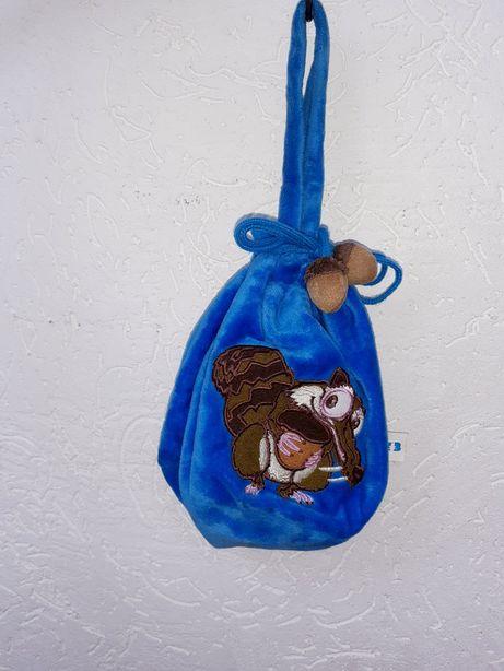 Сумка-мешочек для детей
