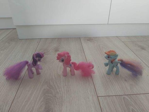 3 kucyki my little pony