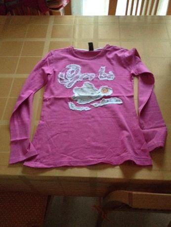 Camisola cor-de-rosa da Zara: 9/10 anos