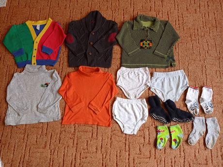 Пакет одежды для мальчика 1,5-3 года за 50 грн