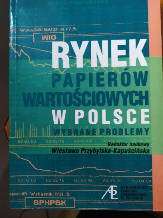 Rynek papierów wartościowych w Polsce - wybrane problemy