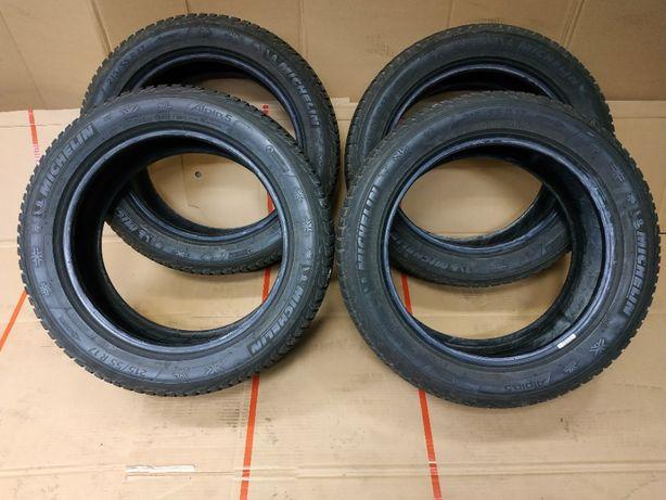 Opony 215/55/17 Michelin Alpin 5 Zimowe 4 sztuki