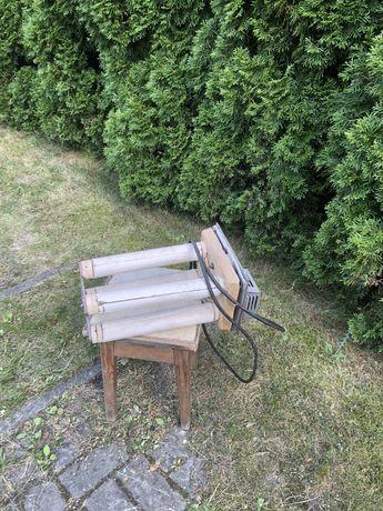 Wkład elektryczny do pieca kaflowego