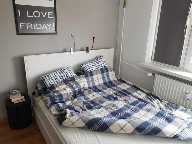 Łóżko sypialniane, Ikea, używane