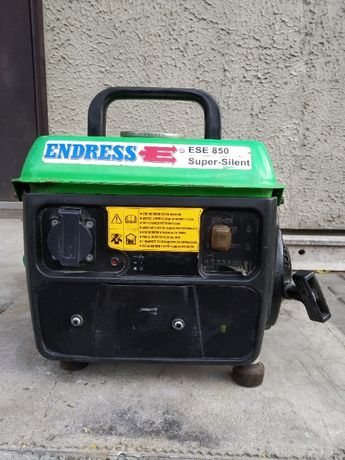 Генератор бензиновий Endress ESE 850