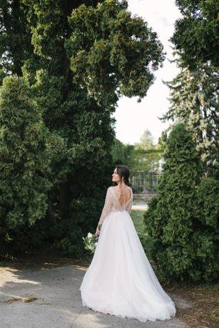 свадебное платье Espano Snosa