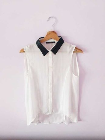 Biała koszula Bershka XS/S