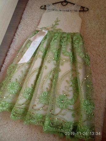 Выпускное/нарядное праздничное платье для девочки
