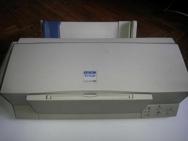 Epson Stylus Color 440 струйный принтер