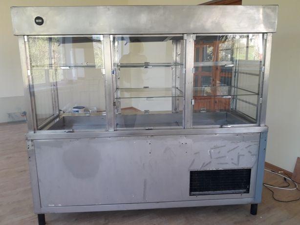 Холодильник холодильна салатна  вітрина лінія роздачі линия раздачи