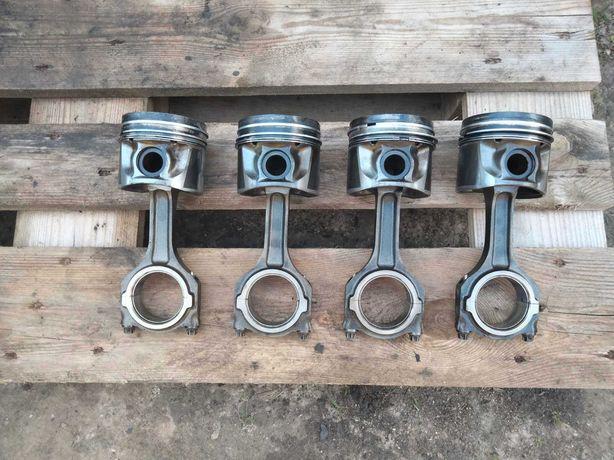 Поршень 1.8 tdci Ford Focus 1 / Форд Фокурс 1