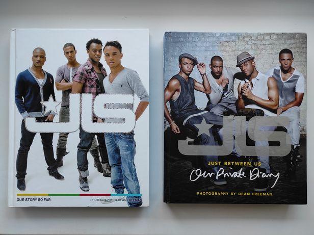 2 Книги-фотоальбома группы JLS. На английском языке. X Factor