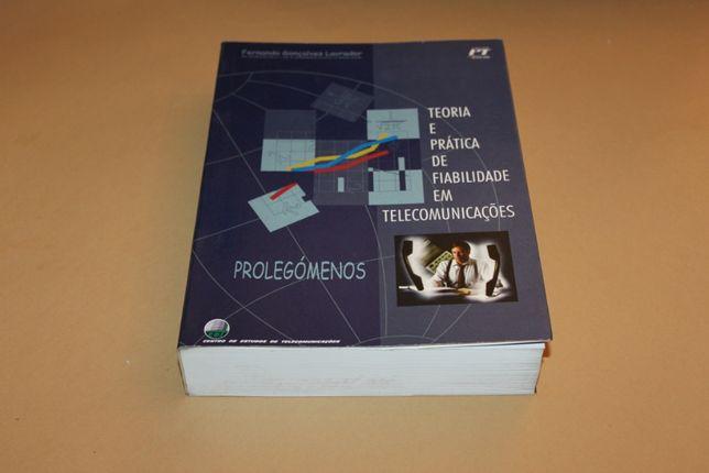 Teoria Prática de Fiabilidade em telecomunicações