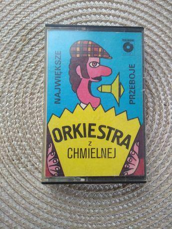 Kaseta orkiestra z Chmielnej