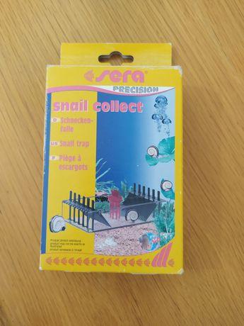 Armadilha para caracóis de aquário Sera
