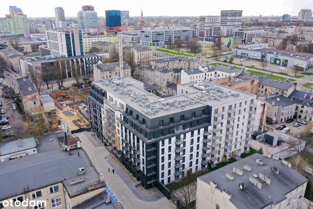 Nowy apartament z tarasem w centrum - bezpośrednio