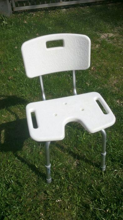 Krzesło kąpielowe dla osob niepełnosprawnych Łódź - image 1