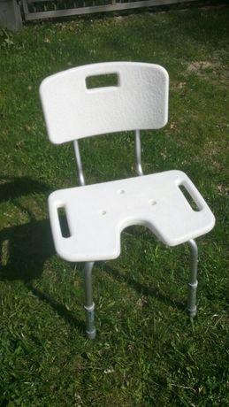 Krzesło kąpielowe dla osob niepełnosprawnych