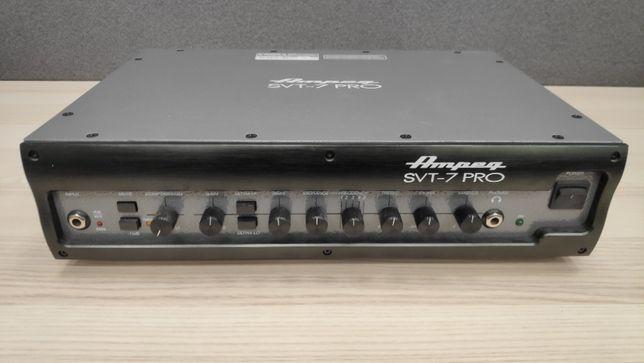 Усилитель басовый Ampeg SVT 7 Pro