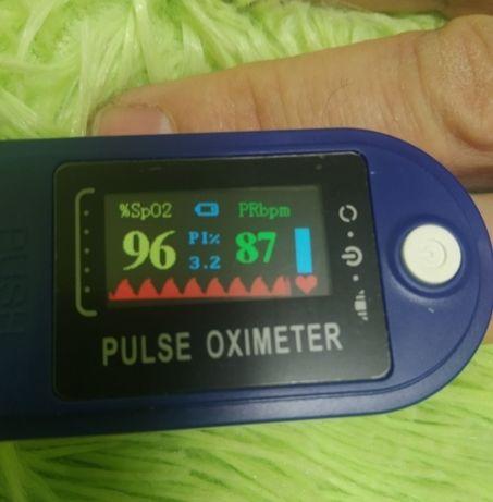 Визначник кисню , пульсиметр