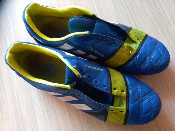 Korki Adidas nitrocharge 1.0 rozm40 i 2/3
