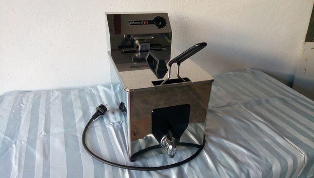 Fritadeira Electrica 7 Litros com turneira 220v. Como Nova!