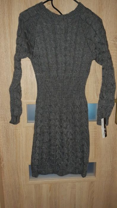 Nowa sukienka sweterkowa Dzierżoniów - image 1