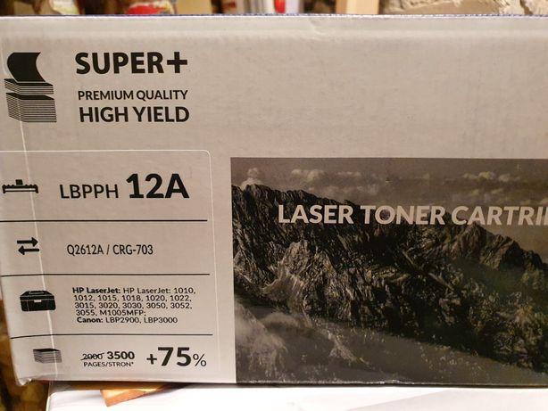 Toner Q2612A black Point