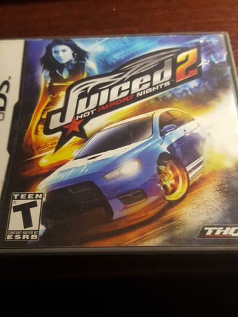 Juiced 2 Hot import nights nintendo ds