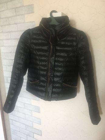 Куртка тонкий пуховик Mongler
