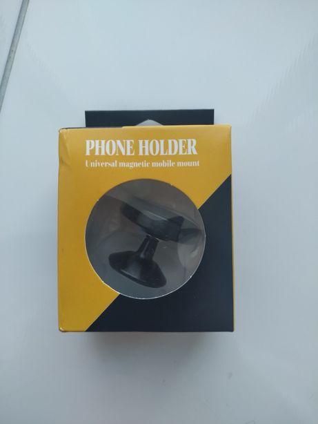 Универсальный магнитный держатель телефона в авто