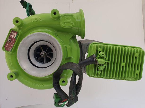 John Deere 6210,90R,7200,10,15,30R Turbosprężarka SPRZEDAŻ RATALNA