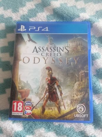 Assassin creed odyssey ps4 pl