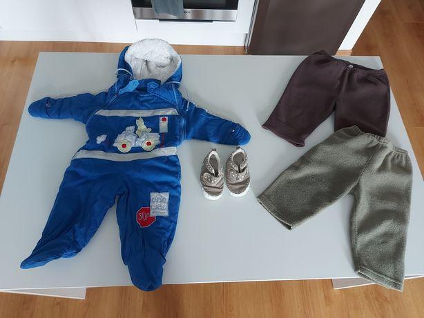 Ubrania dla chłopca 74