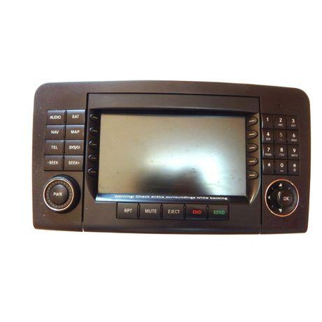 Магнитола дисплей Command A1648703989 Mercedes GL X164 ML W164 comand