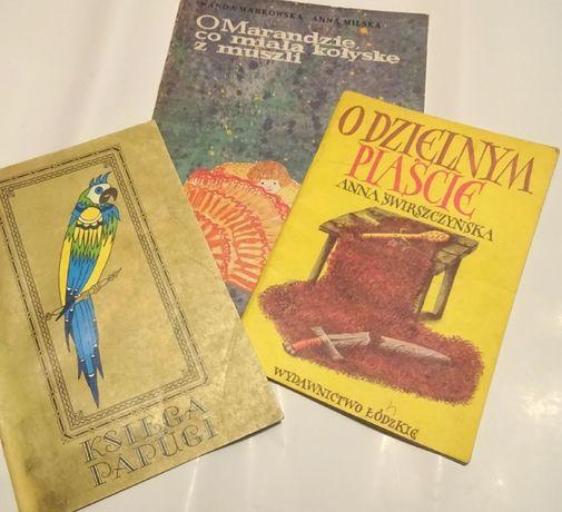 3 ks Markowska O Marandzie Księga papugi O dzielnym piaście