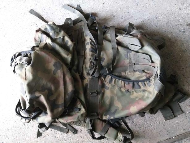 Plecak  wojskowy zasobnik piechoty górskiej wzor 987/mon