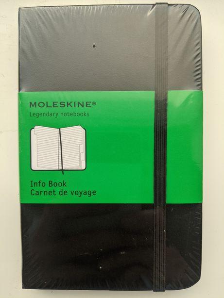 Записна книжка Moleskine Classic 9 x 14 см 192 сторінки ліновані