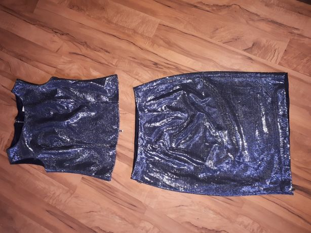 Bluzka+ spódnica