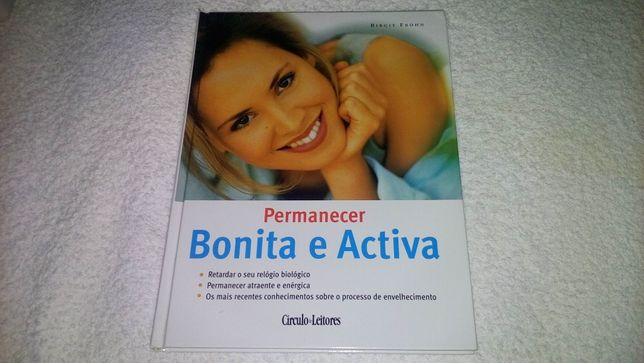 Livro Permanecer Bonita e Activa