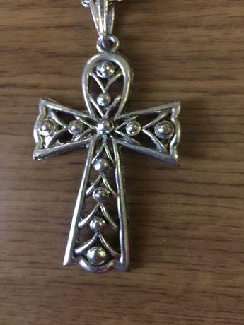 Цепочка с крестом