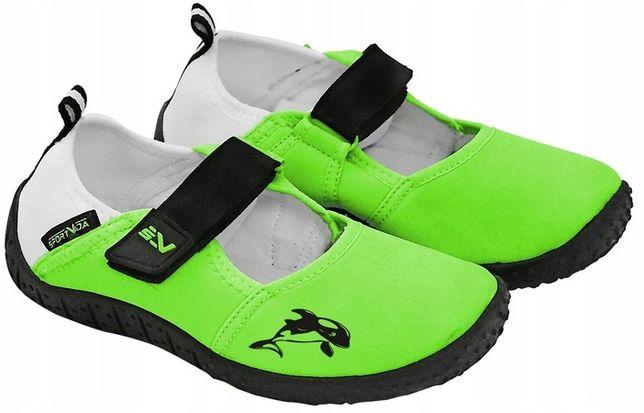 Buty Do Wody Jeżowce Na Plażę Żwirkową Skały 34 Sv-Dn0010