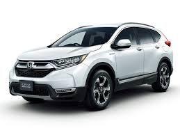 Honda CR-V 2017,2018, 2019 Всё запчасти к данному авто