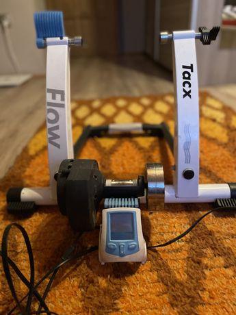 Trenażer rowerowy ! Tacx flux