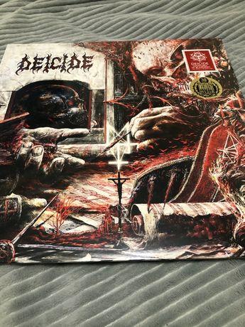 Продам винил. Deicide - Overtures Of Blasphemy.