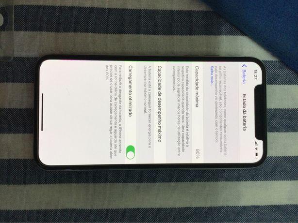 Iphone x com fatura