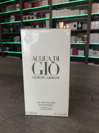 Perfumy Giorgio Armani Acqua Di Gio edt 200ml