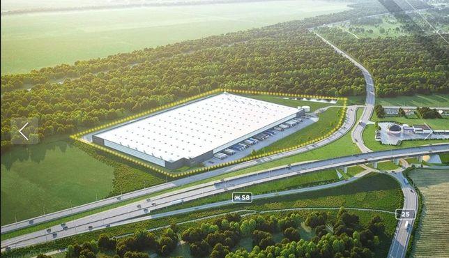 Oleśnica -do wynajęcia centrum logistyczno -magazynowe o pow. 12.000m2