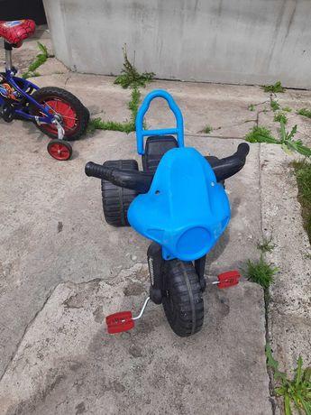 дитячий велосипед мотоцикл
